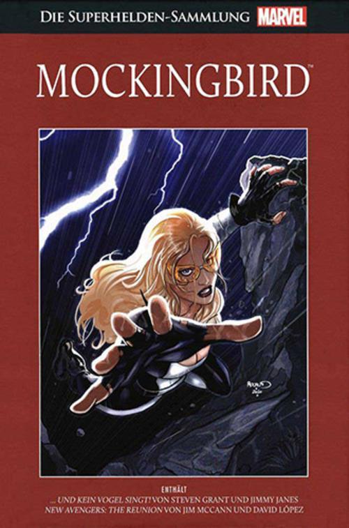 (C) Hachette / Die Marvel-Superhelden-Sammlung 23 / Zum Vergrößern auf das Bild klicken
