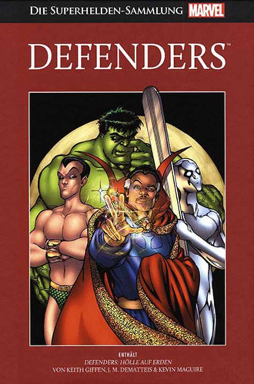 (C) Hachette / Die Marvel-Superhelden-Sammlung 24 / Zum Vergrößern auf das Bild klicken