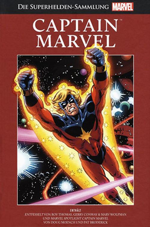 (C) Hachette / Die Marvel-Superhelden-Sammlung 25 / Zum Vergrößern auf das Bild klicken