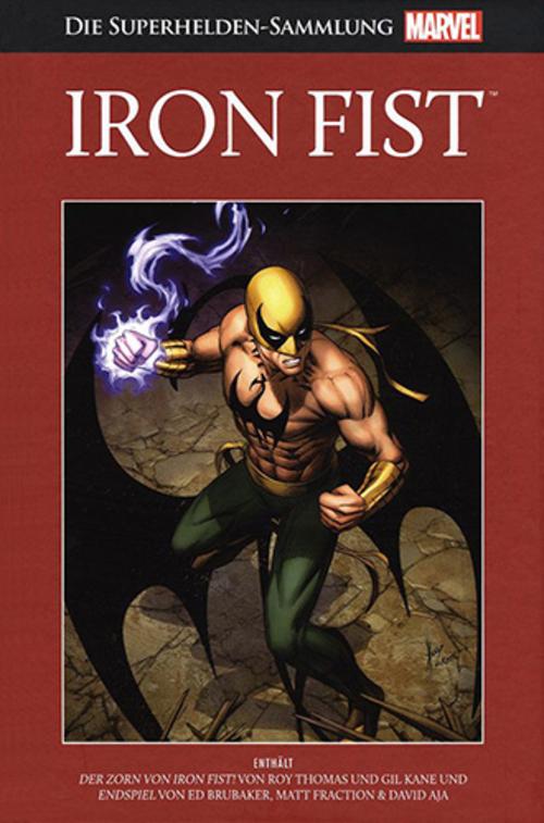 (C) Hachette / Die Marvel-Superhelden-Sammlung 28 / Zum Vergrößern auf das Bild klicken