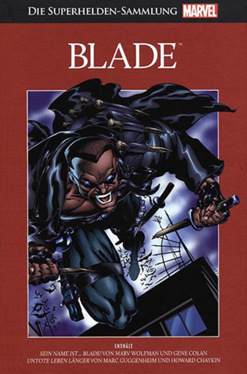 (C) Hachette / Die Marvel-Superhelden-Sammlung 29 / Zum Vergrößern auf das Bild klicken