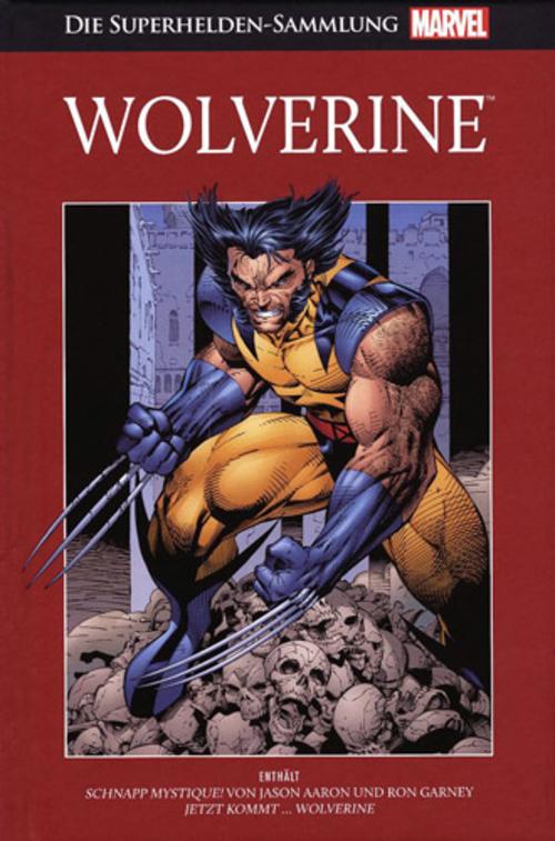 (C) Hachette / Die Marvel-Superhelden-Sammlung 3 / Zum Vergrößern auf das Bild klicken