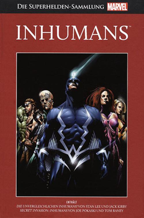 (C) Hachette / Die Marvel-Superhelden-Sammlung 30 / Zum Vergrößern auf das Bild klicken