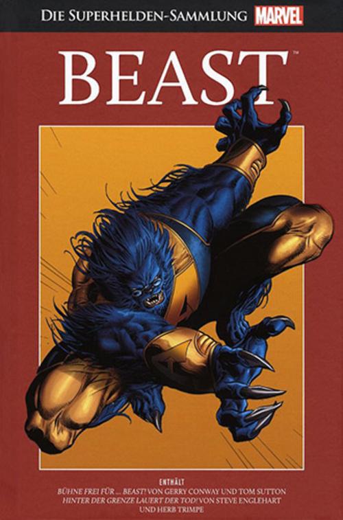 (C) Hachette / Die Marvel-Superhelden-Sammlung 31 / Zum Vergrößern auf das Bild klicken