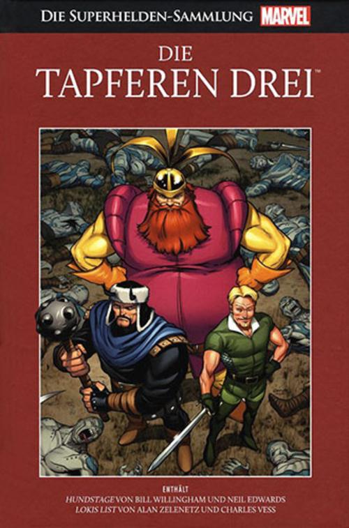 (C) Hachette / Die Marvel-Superhelden-Sammlung 32 / Zum Vergrößern auf das Bild klicken