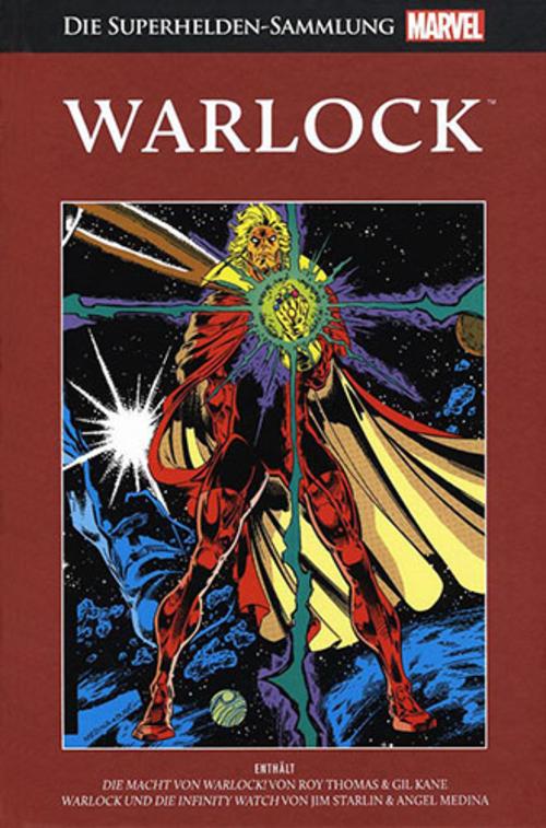 (C) Hachette / Die Marvel-Superhelden-Sammlung 33 / Zum Vergrößern auf das Bild klicken