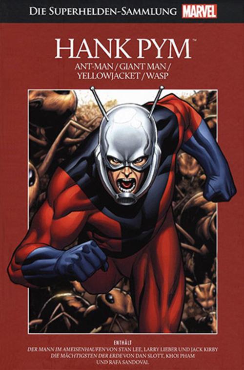 (C) Hachette / Die Marvel-Superhelden-Sammlung 35 / Zum Vergrößern auf das Bild klicken