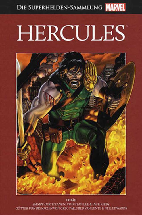 (C) Hachette / Die Marvel-Superhelden-Sammlung 36 / Zum Vergrößern auf das Bild klicken
