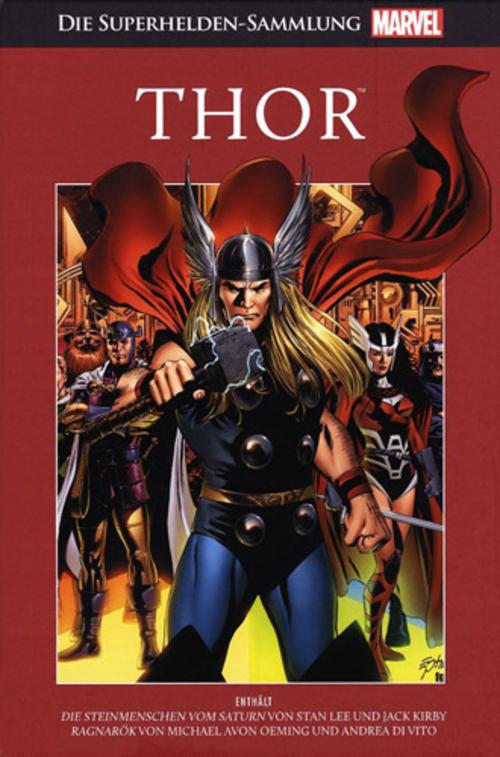 (C) Hachette / Die Marvel-Superhelden-Sammlung 4 / Zum Vergrößern auf das Bild klicken