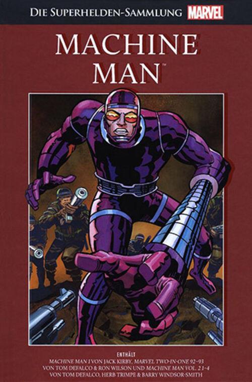 (C) Hachette / Die Marvel-Superhelden-Sammlung 48 / Zum Vergrößern auf das Bild klicken