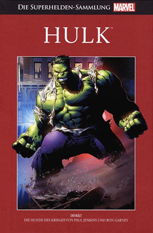 (C) Hachette / Die Marvel-Superhelden-Sammlung 5 / Zum Vergrößern auf das Bild klicken