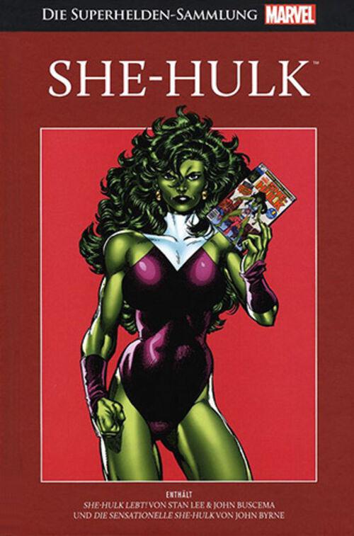 Die Marvel-Superhelden-Sammlung 51