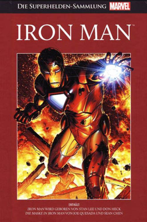 (C) Hachette / Die Marvel-Superhelden-Sammlung 6 / Zum Vergrößern auf das Bild klicken