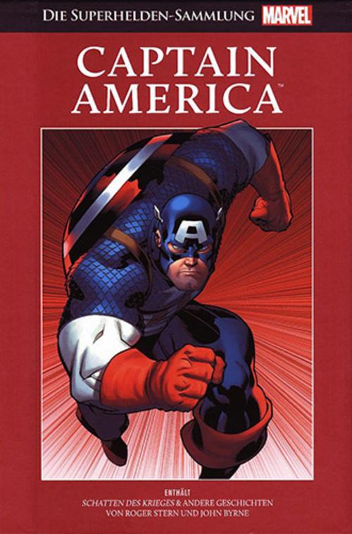 (C) Hachette / Die Marvel-Superhelden-Sammlung 7 / Zum Vergrößern auf das Bild klicken