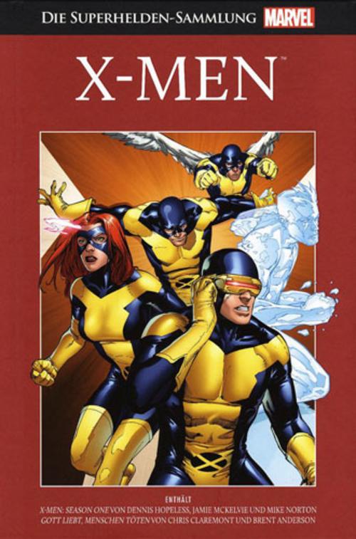 (C) Hachette / Die Marvel-Superhelden-Sammlung 8 / Zum Vergrößern auf das Bild klicken
