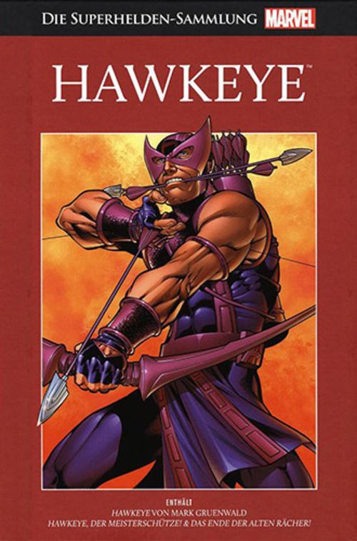 (C) Hachette / Die Marvel-Superhelden-Sammlung 9 / Zum Vergrößern auf das Bild klicken