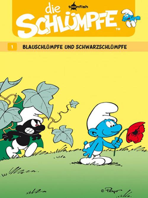 (C) Splitter Verlag / Die Schlümpfe 1 / Zum Vergrößern auf das Bild klicken