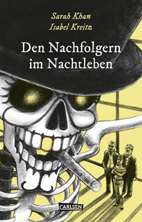 (C) Carlsen Verlag / Die Unheimlichen 1 / Zum Vergrößern auf das Bild klicken