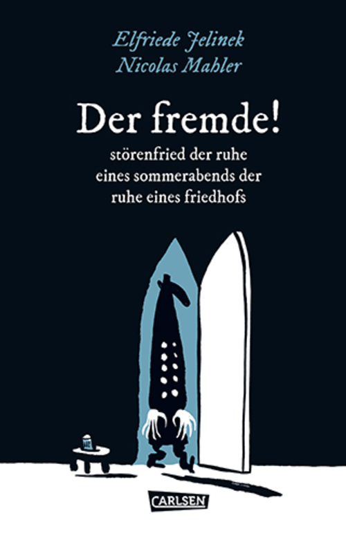 (C) Carlsen Verlag / Die Unheimlichen 3 / Zum Vergrößern auf das Bild klicken