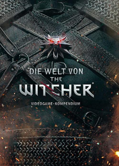 (C) Panini Books / Die Welt von The Witcher / Zum Vergrößern auf das Bild klicken