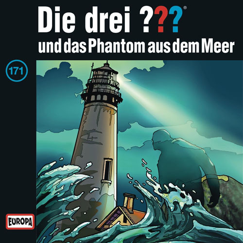 (C) Europa/Sony Music / Die drei ??? 171 / Zum Vergrößern auf das Bild klicken