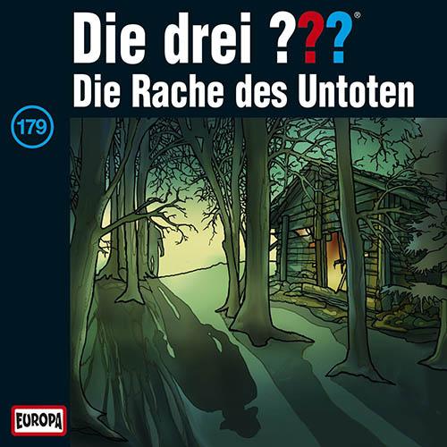 (C) Europa/Sony Music / Die drei ??? 179 / Zum Vergrößern auf das Bild klicken