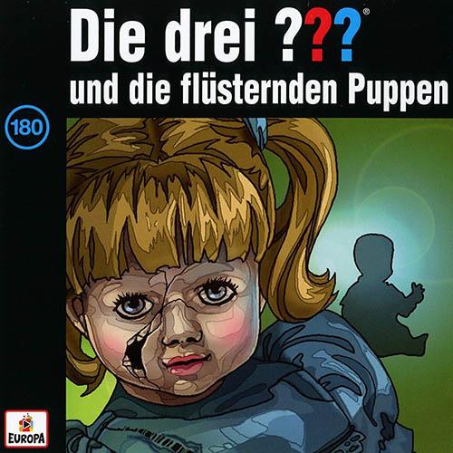 (C) Europa/Sony Music / Die drei ??? 180 / Zum Vergrößern auf das Bild klicken