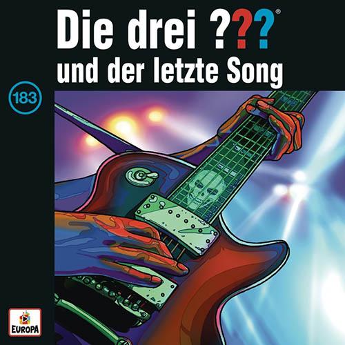 (C) Europa/Sony Music / Die drei ??? 183 / Zum Vergrößern auf das Bild klicken