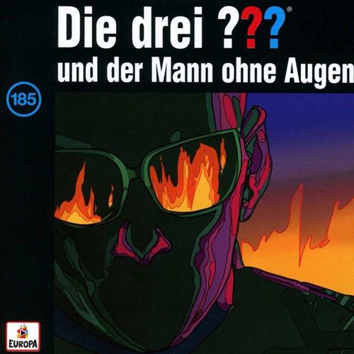 (C) Europa/Sony Music / Die drei ??? 185 / Zum Vergrößern auf das Bild klicken
