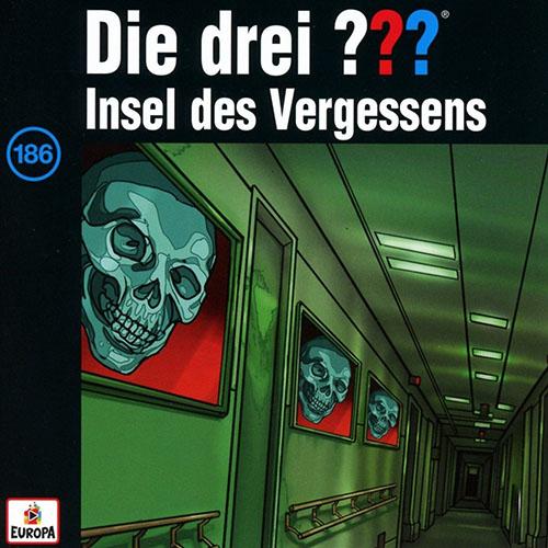 (C) Europa/Sony Music / Die drei ??? 186 / Zum Vergrößern auf das Bild klicken