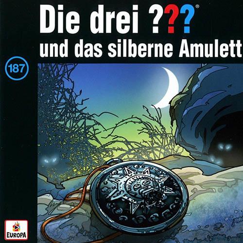 (C) Europa/Sony Music / Die drei ??? 187 / Zum Vergrößern auf das Bild klicken