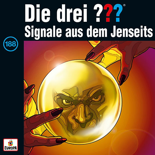 (C) Europa/Sony Music / Die drei Fragezeichen 188 / Zum Vergrößern auf das Bild klicken