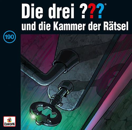 (C) Europa/Sony Music / Die drei ??? 190 / Zum Vergrößern auf das Bild klicken