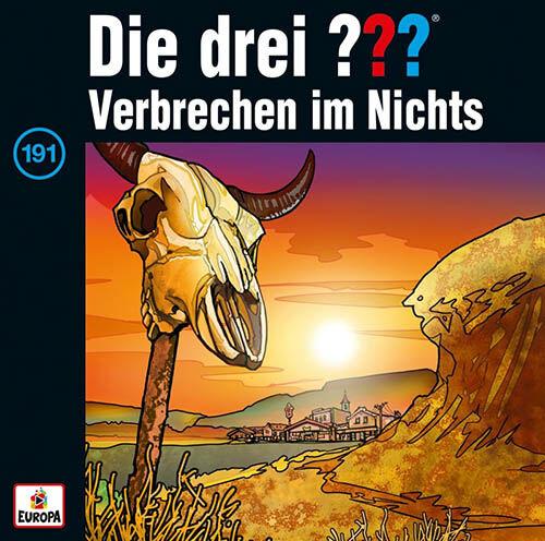 (C) Europa/Sony Music / Die drei ??? 191 / Zum Vergrößern auf das Bild klicken