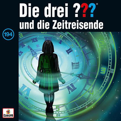 (C) Europa/Sony Music / Die drei ??? 194 / Zum Vergrößern auf das Bild klicken