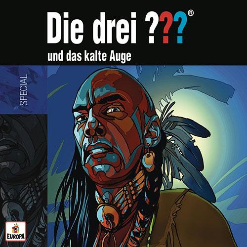 (C) Europa/Sony Music / Die drei ??? Special - ...und das kalte Auge / Zum Vergrößern auf das Bild klicken