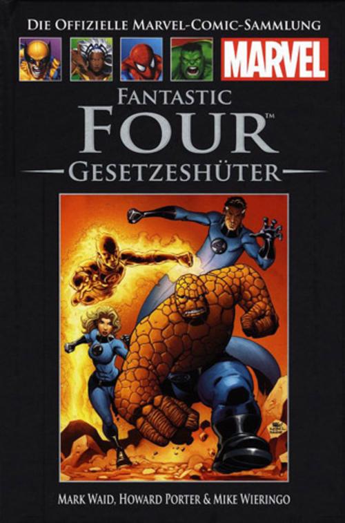 (C) Hachette / Die offizielle Marvel-Comic-Sammlung 53 / Zum Vergrößern auf das Bild klicken