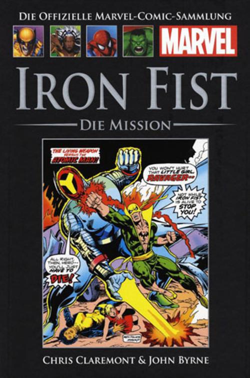 (C) Hachette / Die offizielle Marvel-Comic-Sammlung 100 / Zum Vergrößern auf das Bild klicken