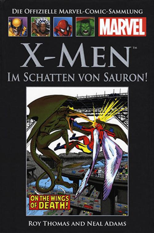 (C) Hachette / Die offizielle Marvel-Comic-Sammlung 102 / Zum Vergrößern auf das Bild klicken