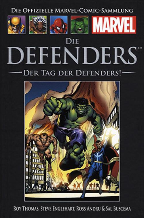 (C) Hachette / Die offizielle Marvel-Comic-Sammlung 104 / Zum Vergrößern auf das Bild klicken