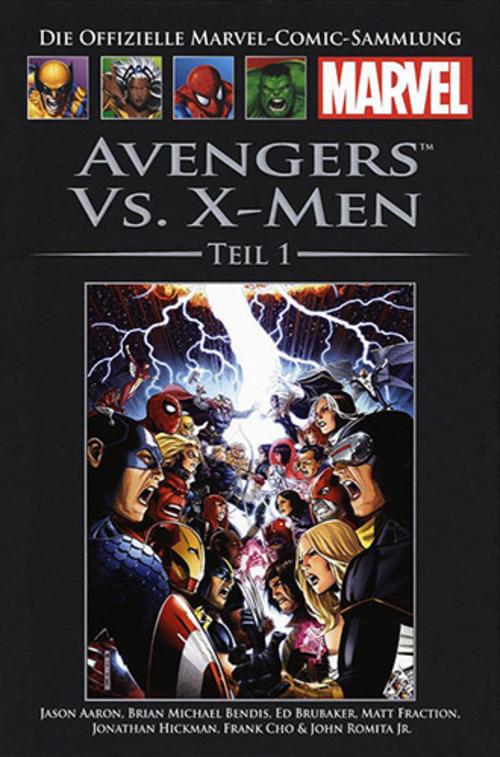 (C) Hachette / Die offizielle Marvel-Comic-Sammlung 105 / Zum Vergrößern auf das Bild klicken