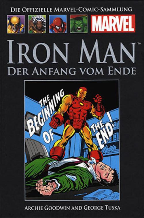 (C) Hachette / Die offizielle Marvel-Comic-Sammlung 106 / Zum Vergrößern auf das Bild klicken