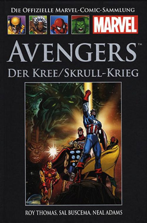 (C) Hachette / Die offizielle Marvel-Comic-Sammlung 107 / Zum Vergrößern auf das Bild klicken