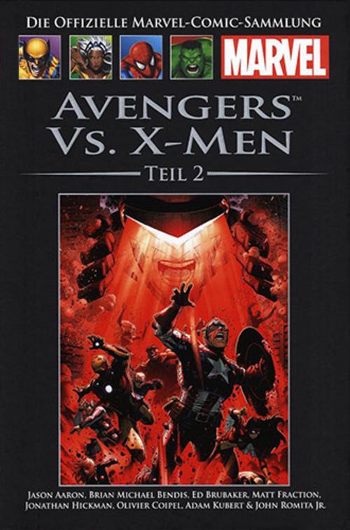 (C) Hachette / Die offizielle Marvel-Comic-Sammlung 108 / Zum Vergrößern auf das Bild klicken