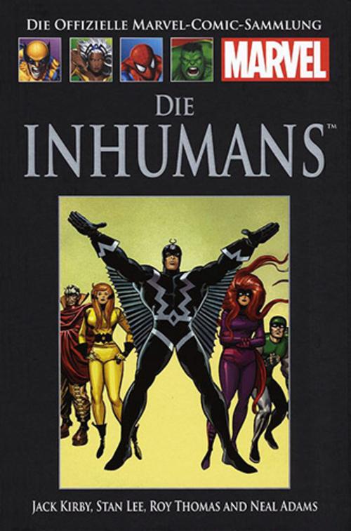 (C) Hachette / Die offizielle Marvel-Comic-Sammlung 109 / Zum Vergrößern auf das Bild klicken