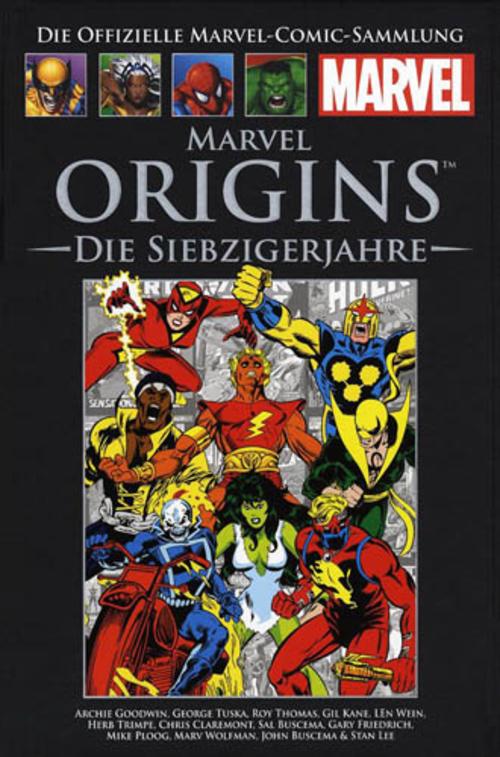 (C) Hachette / Die offizielle Marvel-Comic-Sammlung 110 / Zum Vergrößern auf das Bild klicken
