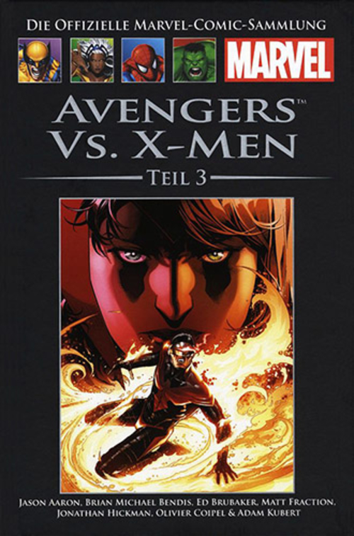(C) Hachette / Die offizielle Marvel-Comic-Sammlung 111 / Zum Vergrößern auf das Bild klicken