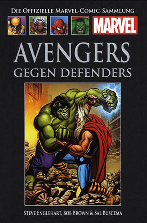 (C) Hachette / Die offizielle Marvel-Comic-Sammlung 112 / Zum Vergrößern auf das Bild klicken