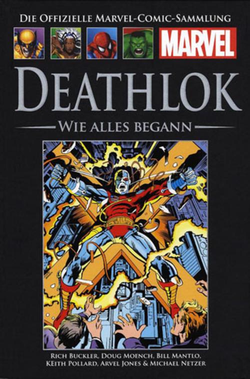 (C) Hachette / Die offizielle Marvel-Comic-Sammlung 113 / Zum Vergrößern auf das Bild klicken