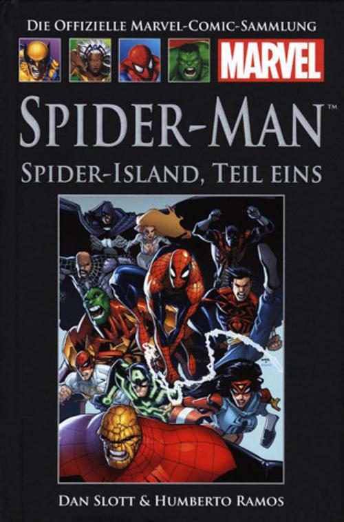 (C) Hachette / Die offizielle Marvel-Comic-Sammlung 114 / Zum Vergrößern auf das Bild klicken